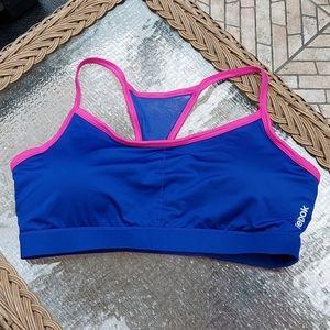 🐶 2/$16.00 Sale. Women's Reebok sports bra, 2XL